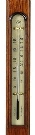 608 Mahogany marine barometer Please ring or email before placing order